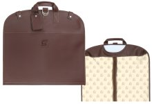 Garment Bag - Brown (A $37.49 Savings)